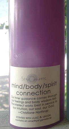 mind/body/spirit connection
